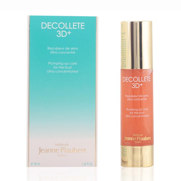 Jeanne piaubert decollete 3d+ plumping up care for the bust ultra concentrated 50ml vaporizador