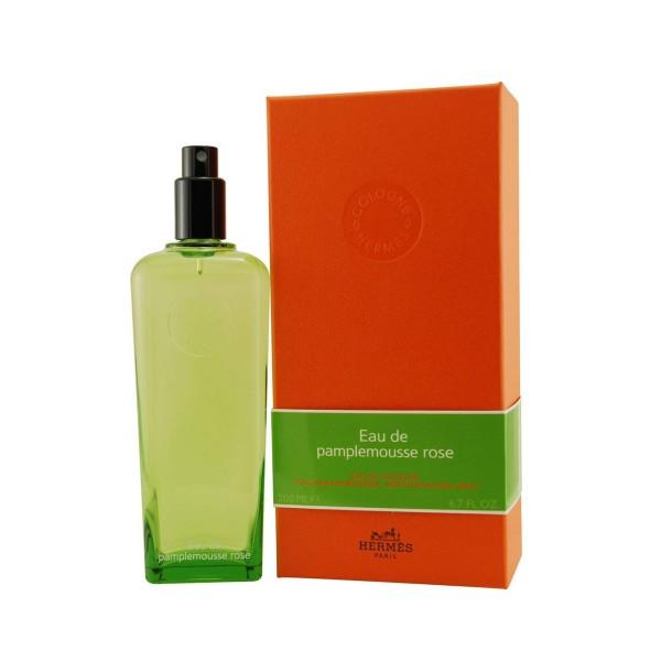 Hermes pamplemousse rose eau de colonia 200ml vaporizador