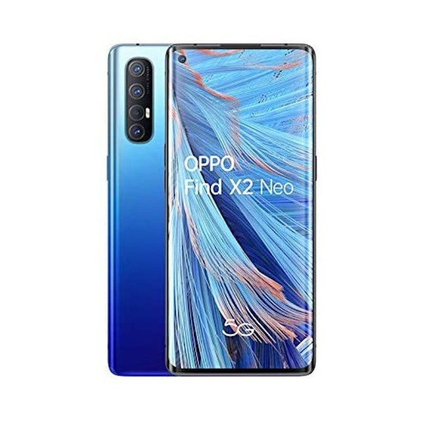 Oppo find x2 neo moonlight black