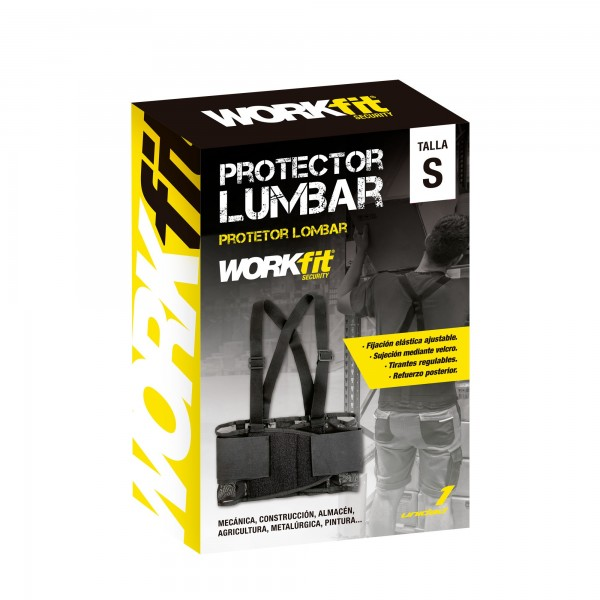 Protector lumbar talla m workfit