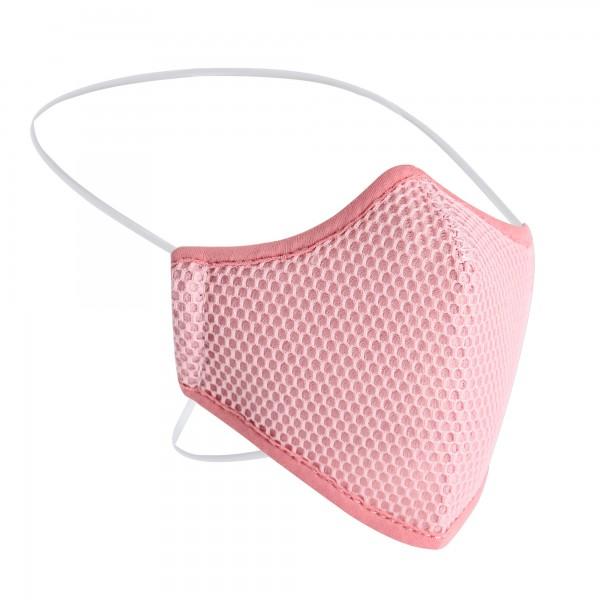 Mascarilla reutiliz.mujeres rosa t-m. 6 Unidades