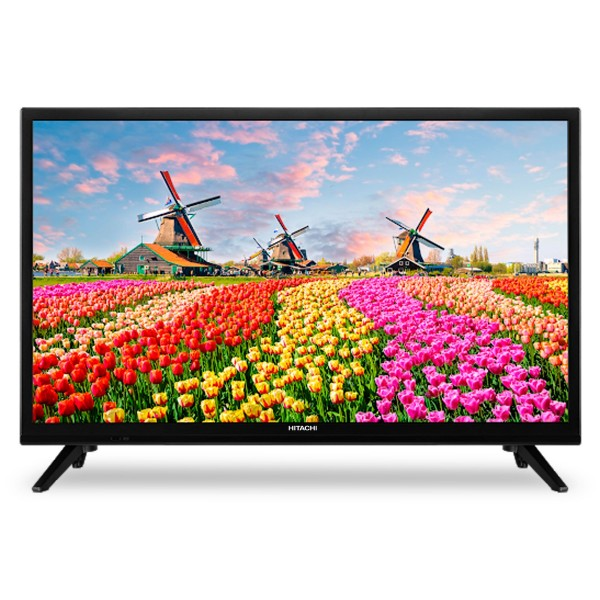 Hitachi 24hae2250 televisor 24'' lcd led hd ready hdmi usb grabador y reproductor multimedia