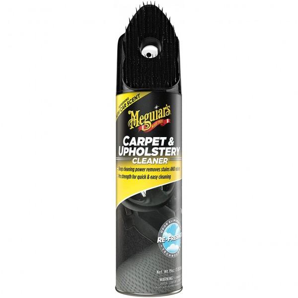 MEGUIAR'S G191419 Limpiador de alfombras y tapicería, 19 oz